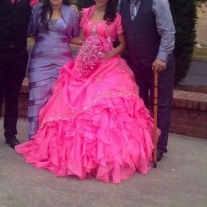 Quinceañera/pageant dress